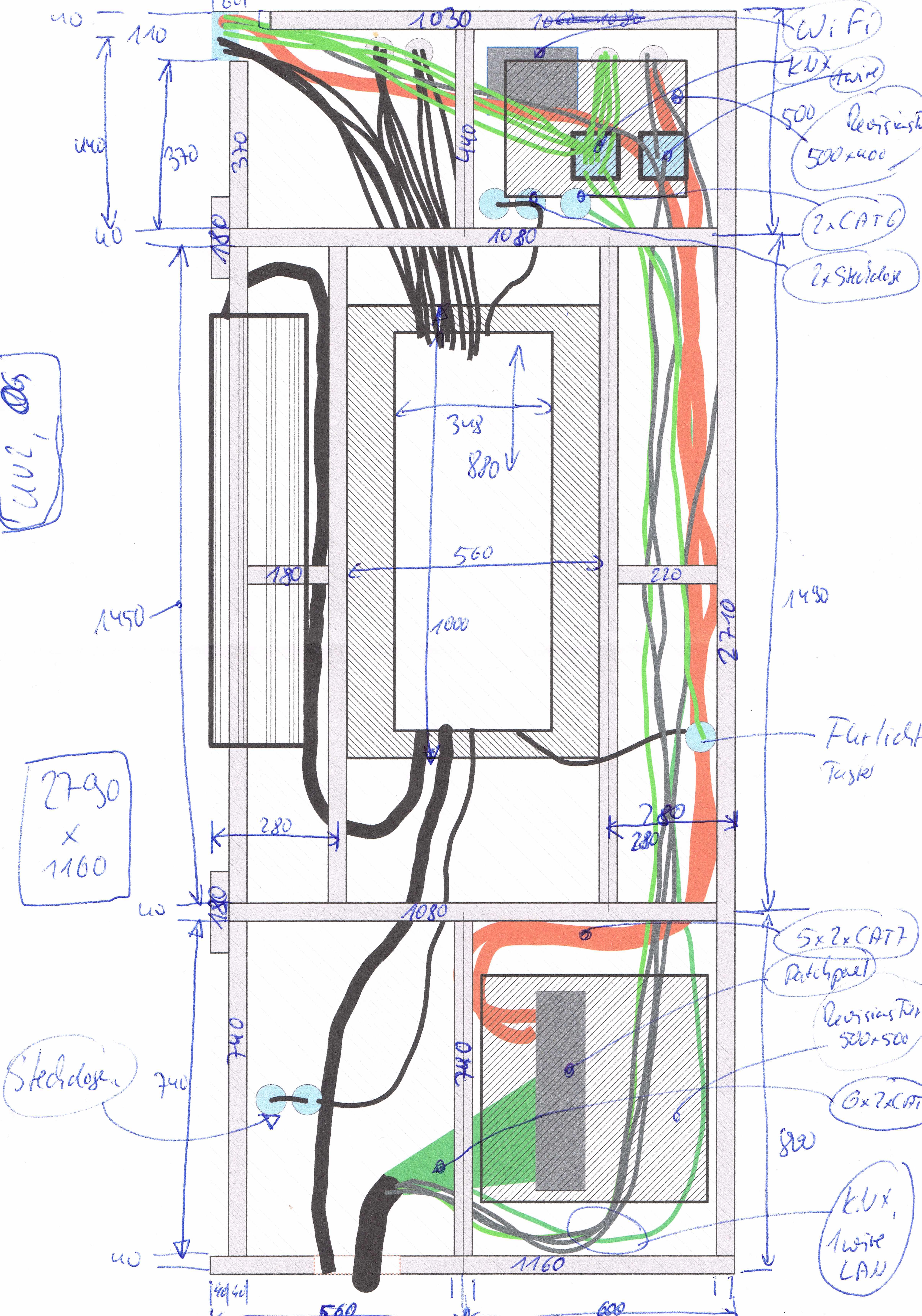 Ungewöhnlich Elektroverkabelung Bilder - Schaltplan-Ideen - mesoul.info