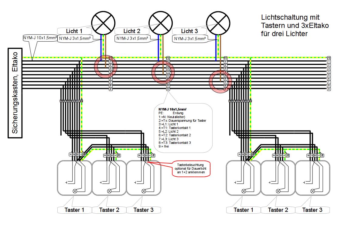 Schön Veranda Licht Verkabelung Fotos - Elektrische Schaltplan-Ideen ...