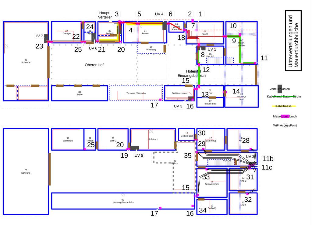 Lagerplan, Planungsstand  Version 12 vom 28. März 2015