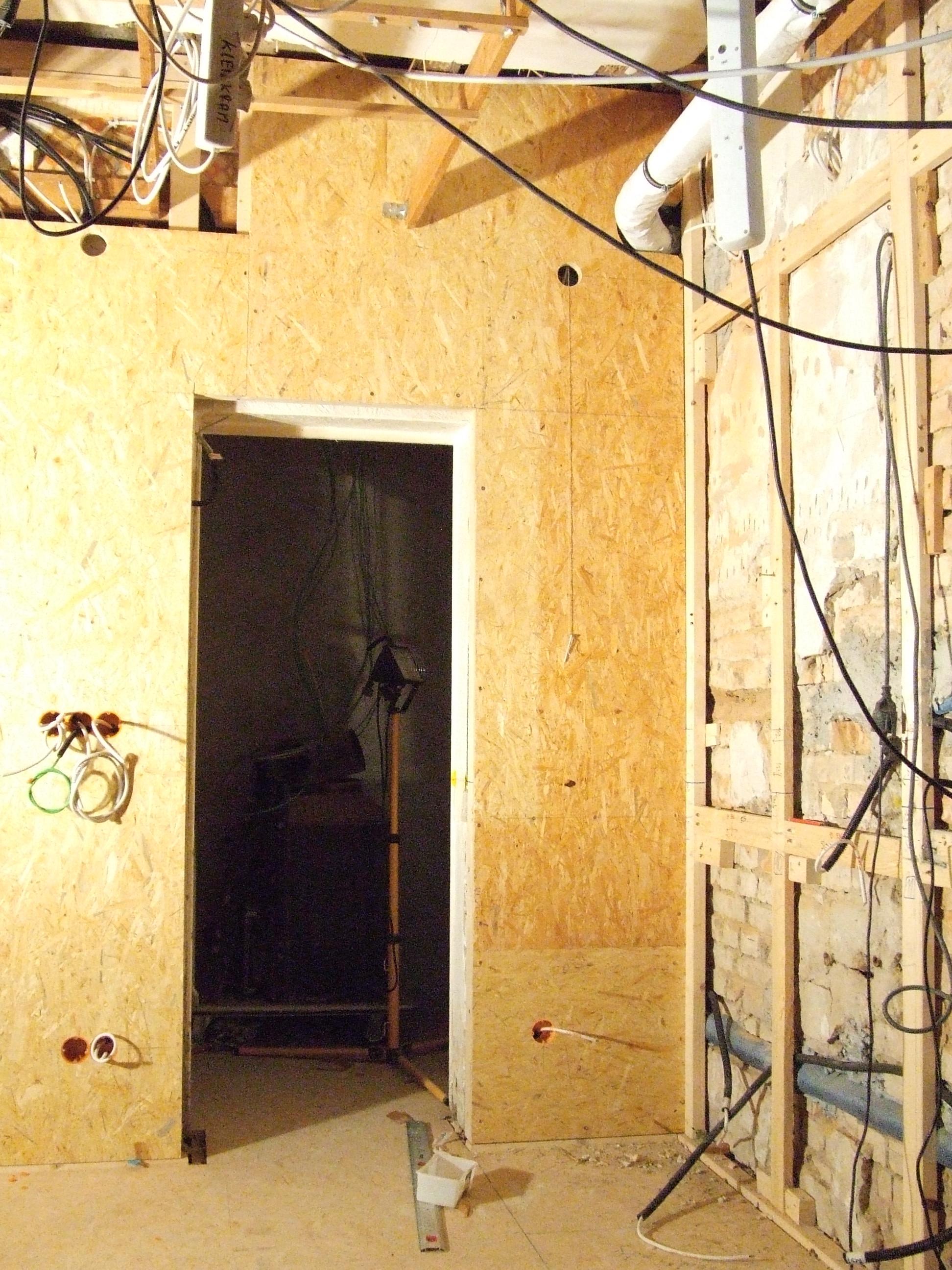 nordwand in der k che updates hof isem. Black Bedroom Furniture Sets. Home Design Ideas